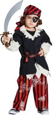 Kostüm Pirat Gr. 104 Jungen Kleinkinder