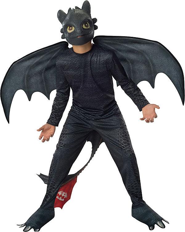 Kostüm Drachenzähmen 2 - Ohnezahn, Dragons