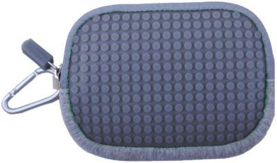 Маленькая пиксельная сумочка Pixel Cotton Pouch WY-B006 , серый