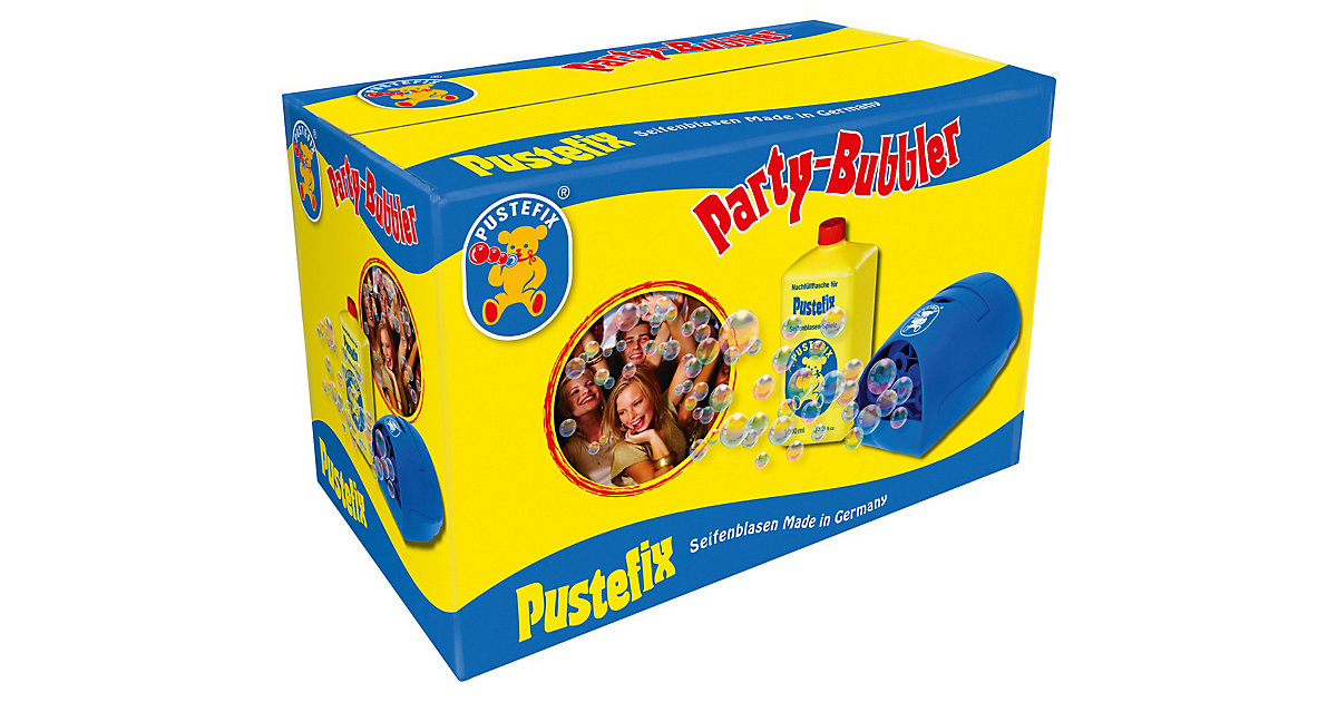 Pustefix - Party-Bubbler