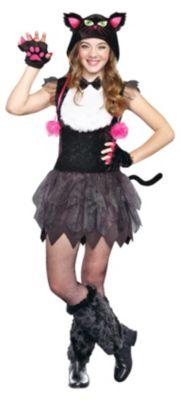 Kostüm Bad Kitty Gr. 158/164 Mädchen Kinder