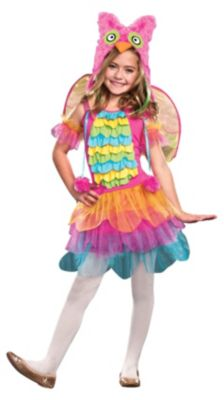 Kostüm Precious Lil' Owl Gr. 128/140 Mädchen Kinder