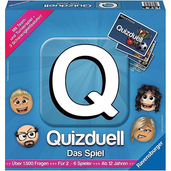 Quizduell - Das Brettspiel, Ravensburger