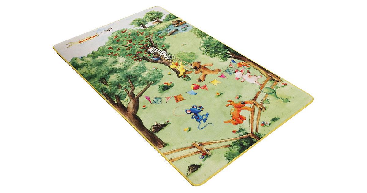 Kinderteppich Die Lieben Sieben Sommerfest Gr. 140 x 200