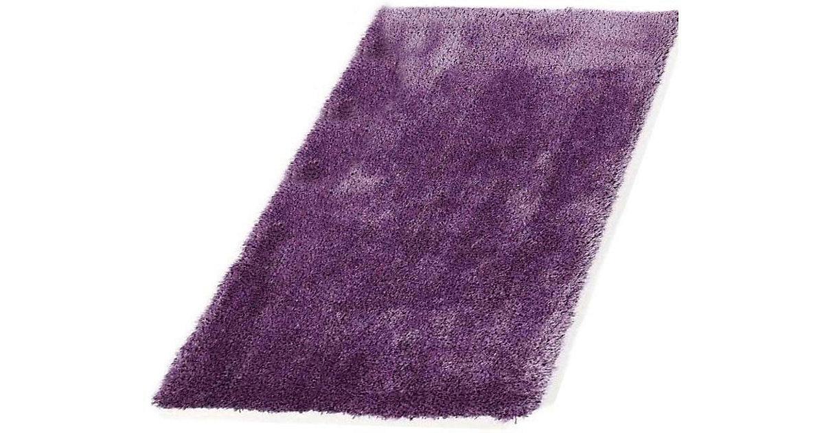 Teppich Shaggy, violett Gr. 160 x 230