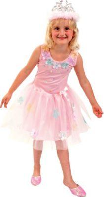 Kostüm Prinzessin rosa Gr. 98 Mädchen Kleinkinder