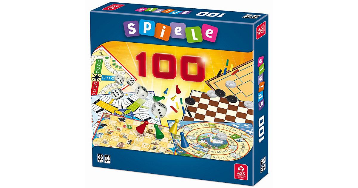 Spielesammlung 100