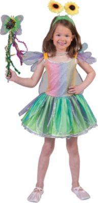 Kostüm Schmetterling Gr. 104 Mädchen Kleinkinder