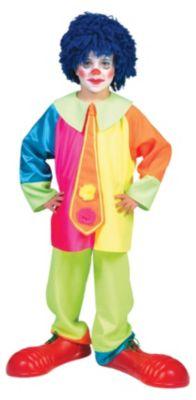 Kostüm Clown Jungen Gr. 152 Jungen Kinder