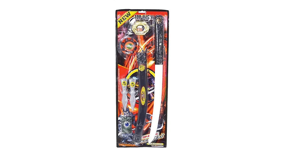 Ninjaschwert plus Zubehör Jungen Kinder