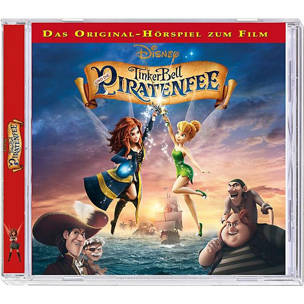 Dvd Disneys Tinkerbell Und Die Piratenfee Disney Fairies Mytoys