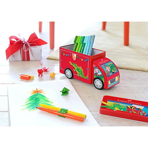Набор для рисования Faber-Castell Connector Truck от Faber-Castell