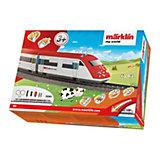 Железная дорога Marklin My World Скоростной поезд Швейцарии ICN
