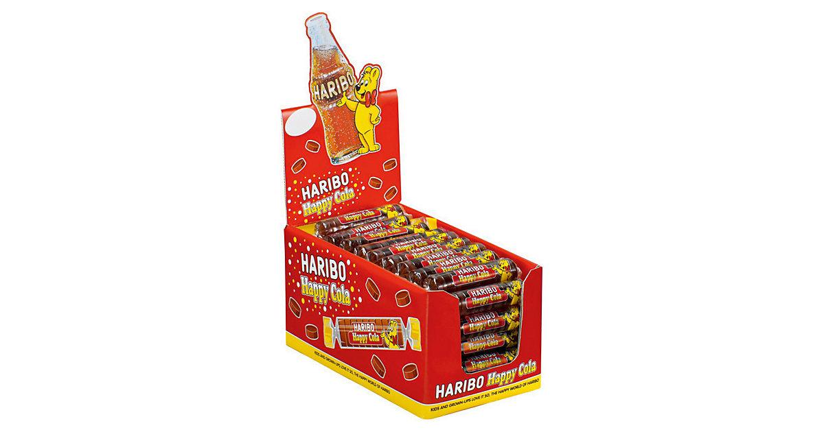 HARIBO Happy Cola, Karton mit 50 Rol.