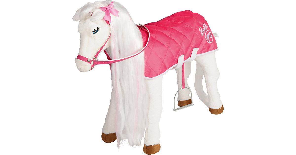 Stehpferd Barbie Majesty