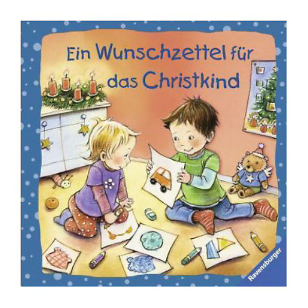 Ein Wunschzettel für das Christkind, Sabine Lipan