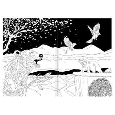 Mein großes Natur-Malbuch, Christina Berens   myToys