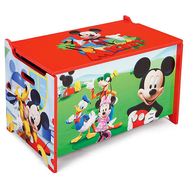 spielzeug truhe mickey mouse disney mickey mouse. Black Bedroom Furniture Sets. Home Design Ideas