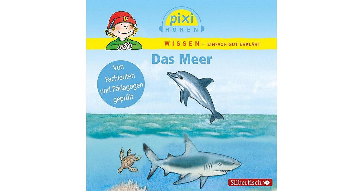 Das Meer, 1 Audio-CD Hörbuch