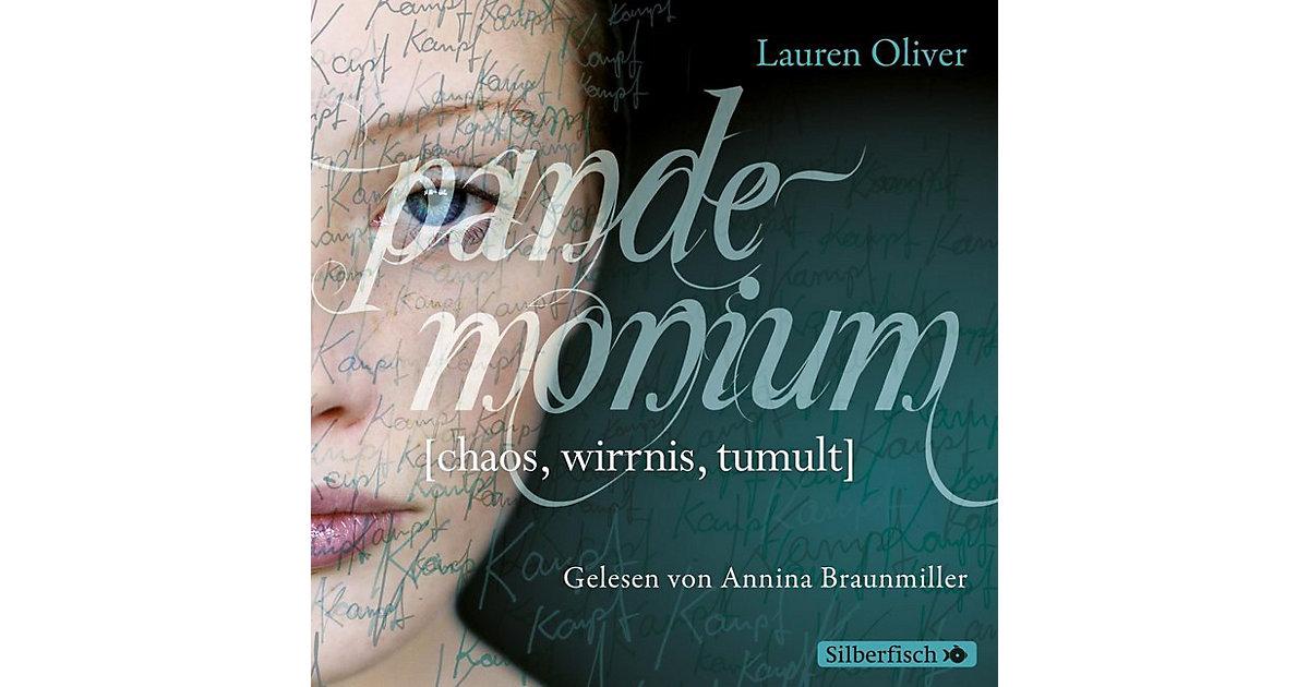 Carlsen · Delirium: Pandemonium, 6 Audio-CDs