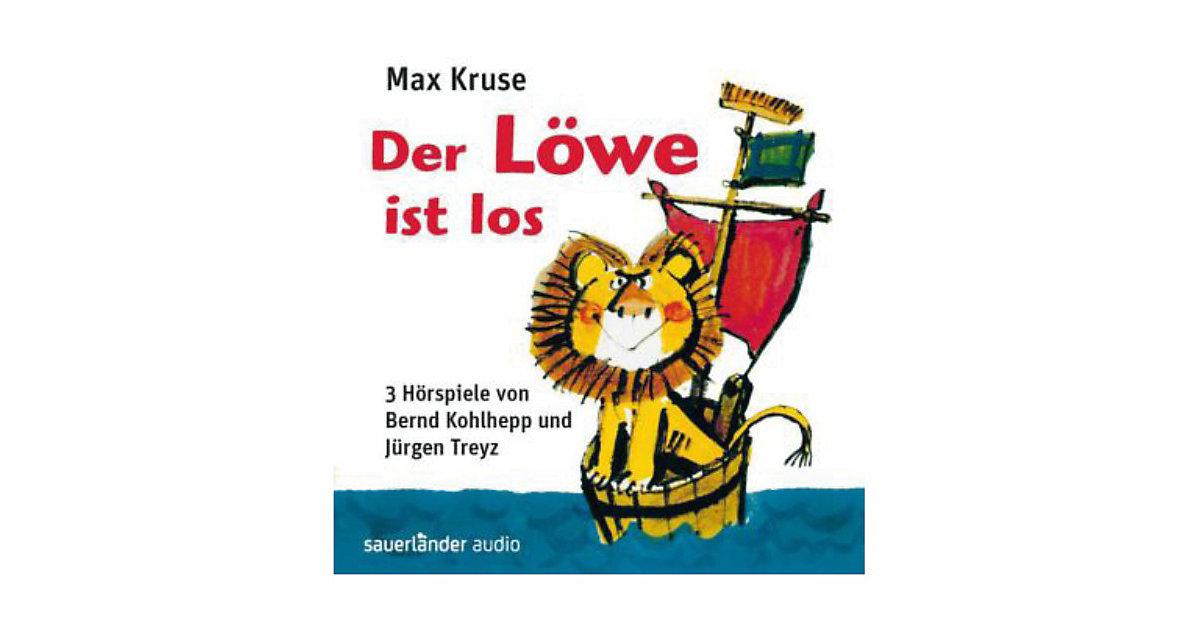 Der Löwe in Seenot / Der Löwe ist los / Der Löw...