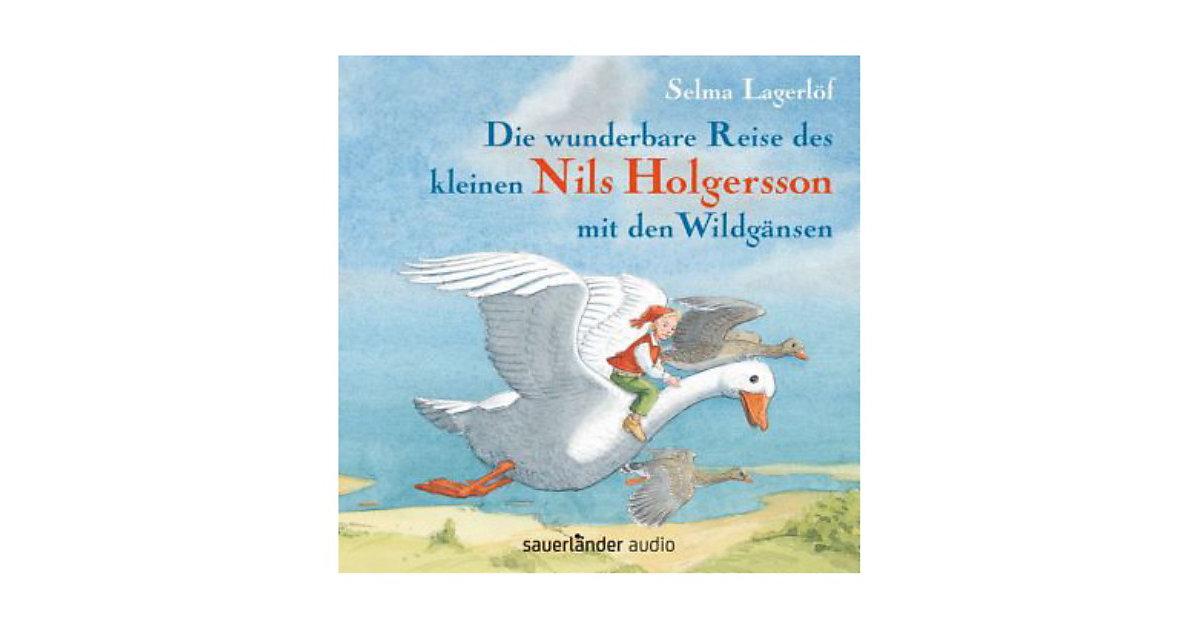 Die wunderbare Reise des kleinen Nils Holgersso...