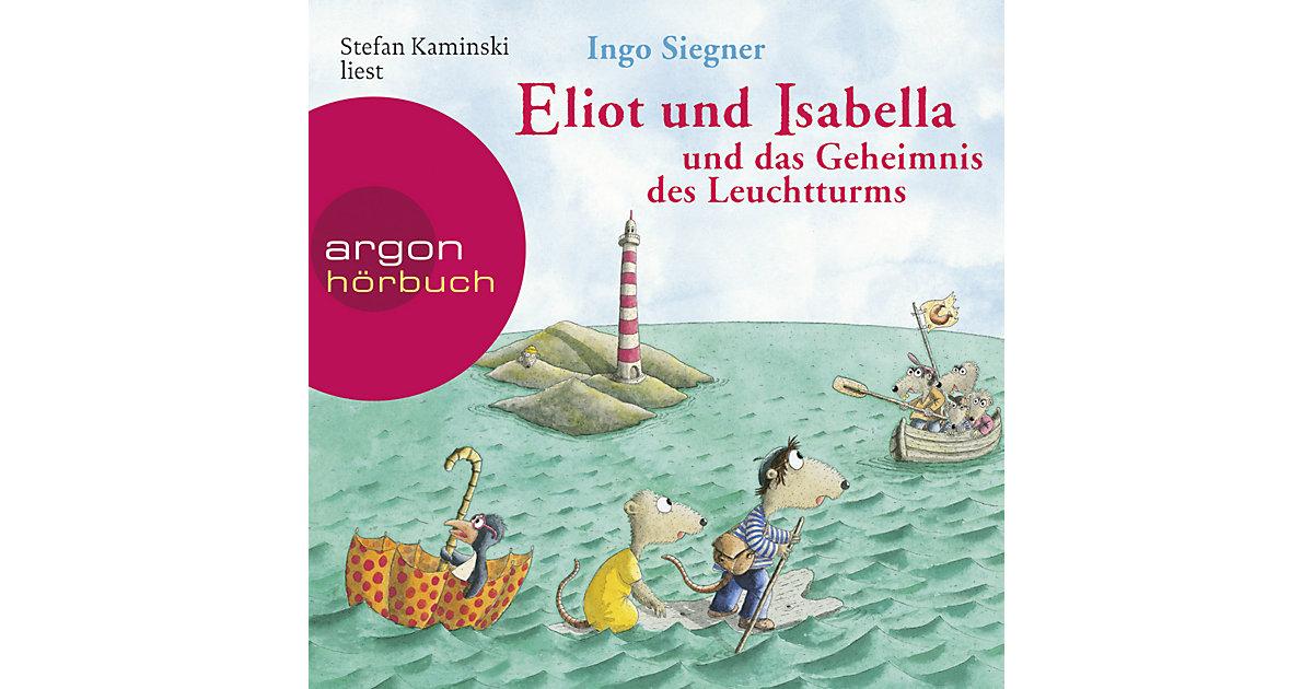 Eliot und Isabella und das geheimnis des Leucht...