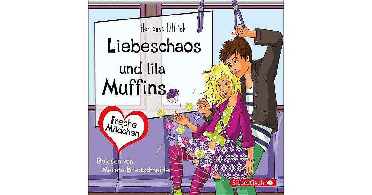 Freche Mädchen: Liebeschaos und lila Muffins, 2...
