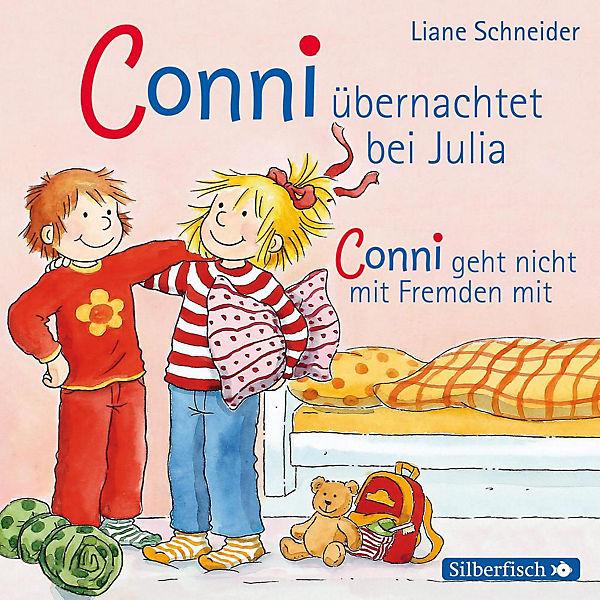Meine Freundin Conni: Conni übernachtet bei Julia / Conni
