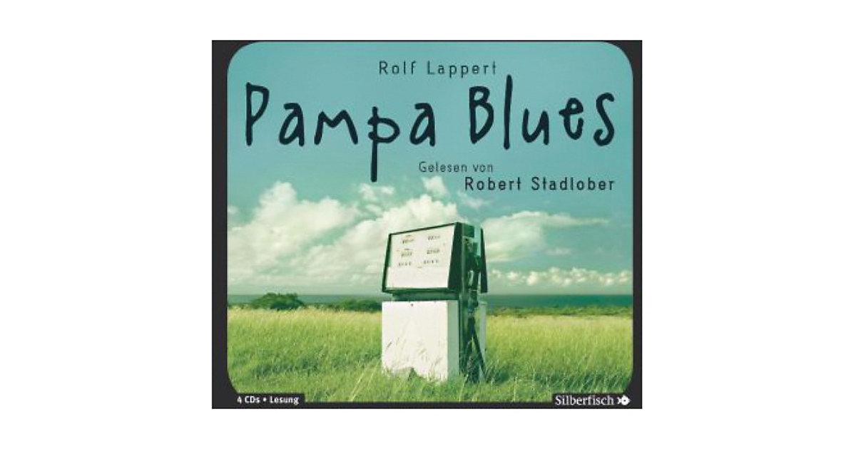 Pampa Blues, 4 Audio-CDs