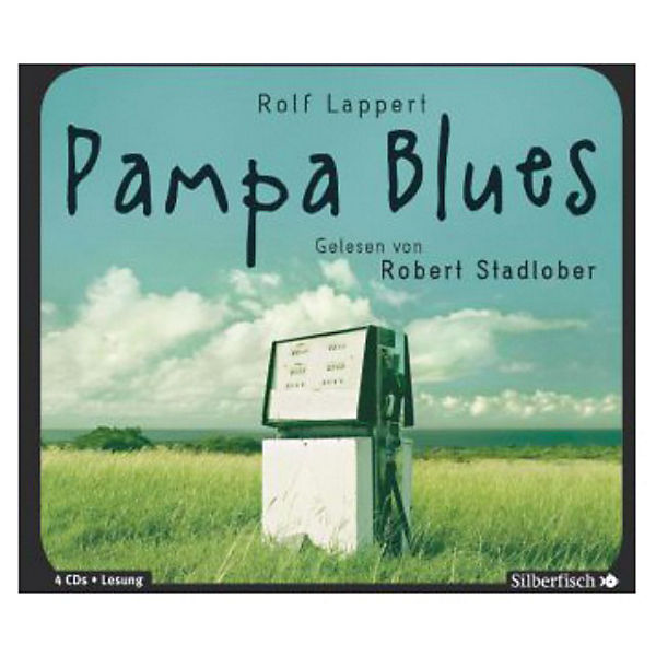 Pampa Blues, 4 Audio-CDs