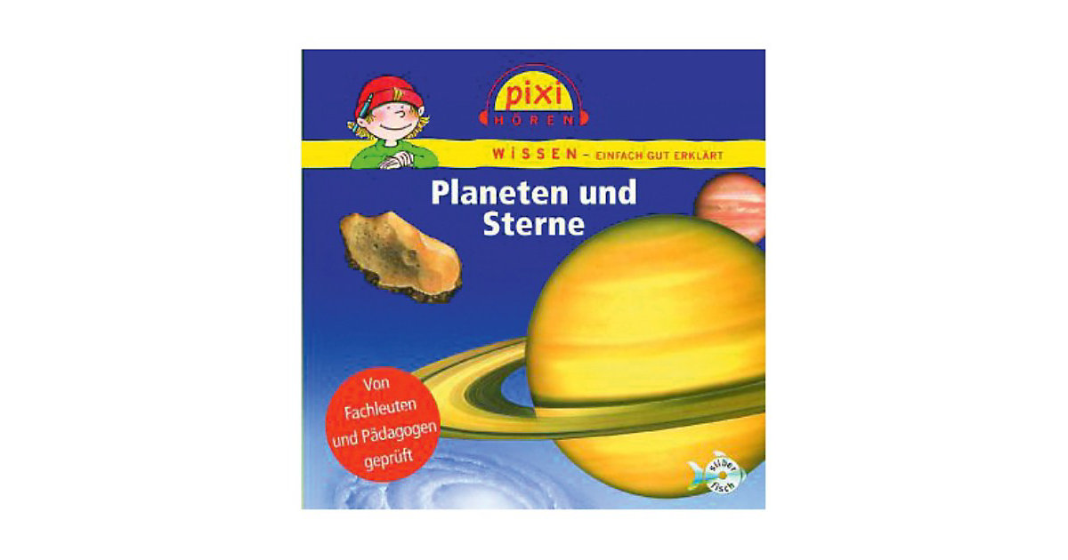 Planeten und Sterne, 1 Audio-CD Hörbuch