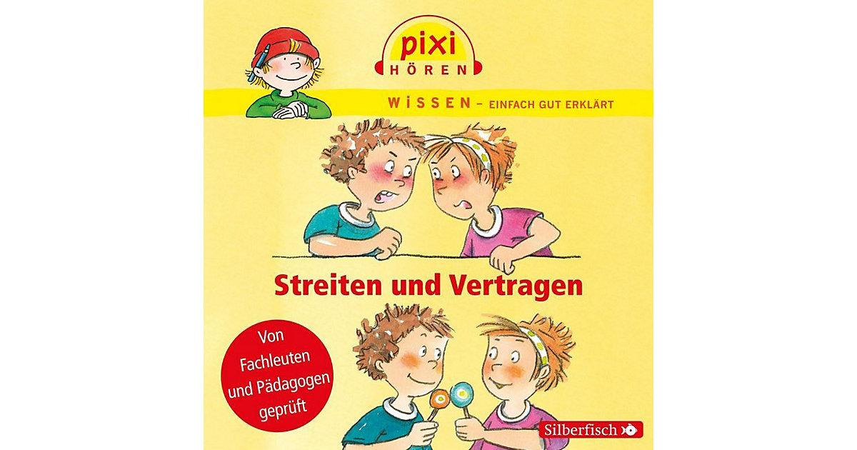 Streiten und Vertragen, Audio-CD Hörbuch