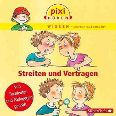 Streiten Und Vertragen Audio Cd Martin Baltscheit Philipp