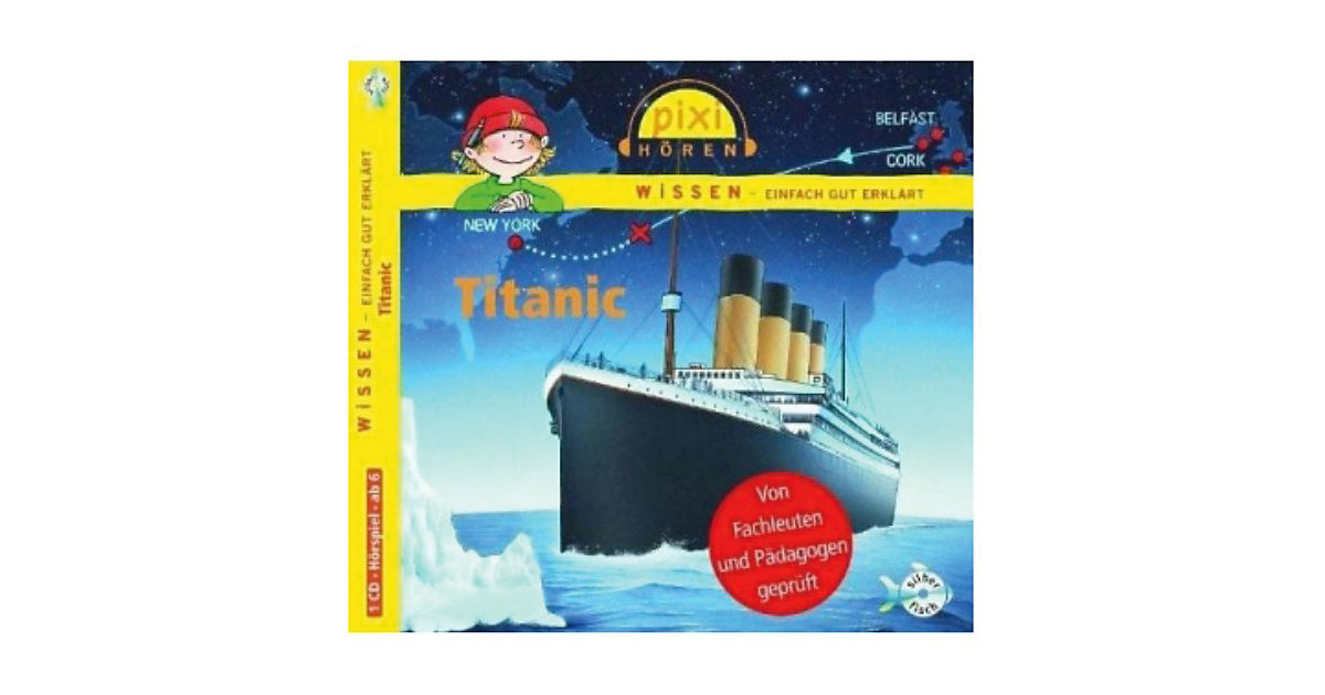 Titanic, Audio-CD Hörbuch