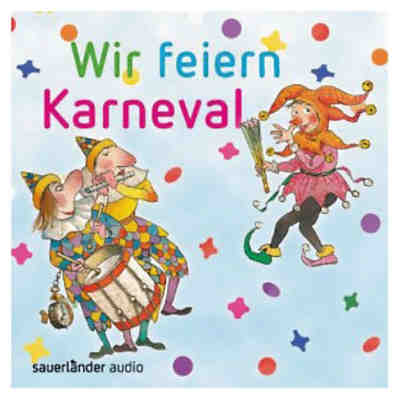 Cd Kinder Party Karneval Universal Mytoys