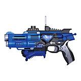 """Набор """"Лазерная атака"""" (2 шлема, 2 автомата), Silverlit"""