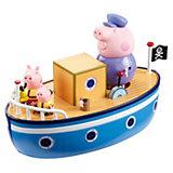 """Игровой набор """"Морское приключение"""", Свинка Пеппа"""