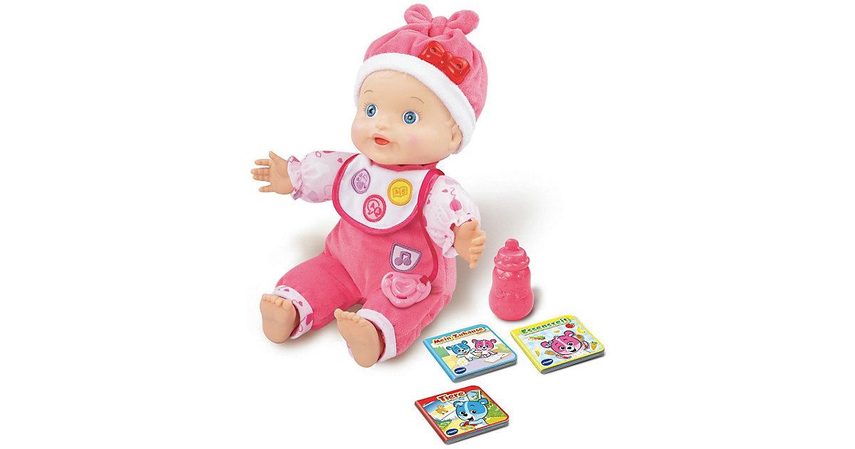 Babypuppe Little Love - Lara lernt Sprechen, 35 cm