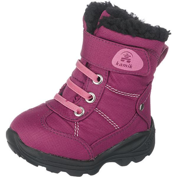 Winterstiefel SNOWMAN, Dri Defense, für Mädchen, kamik   myToys f07279ab8e