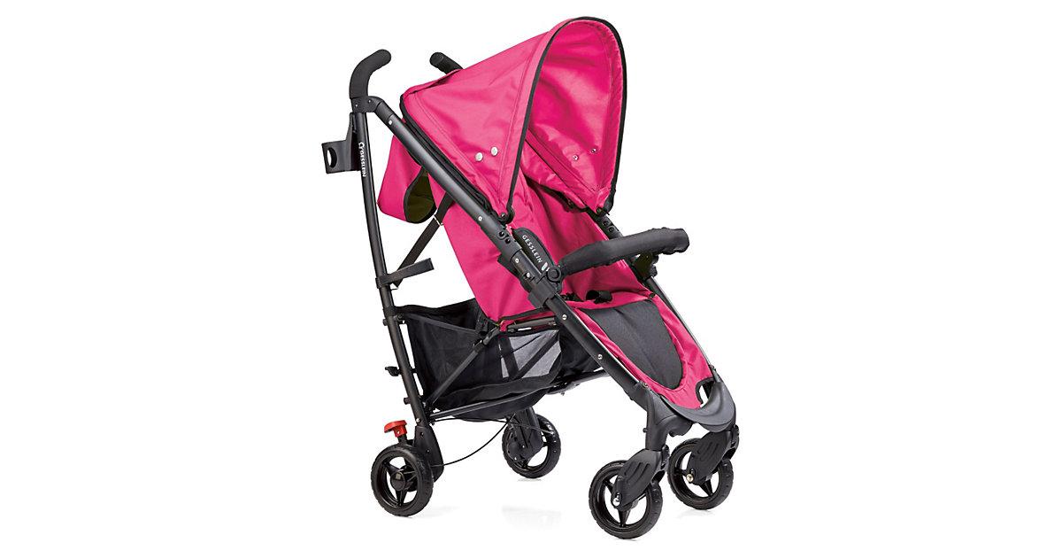 Buggy S1 Swift, Gestell schwarz, pink, 2015