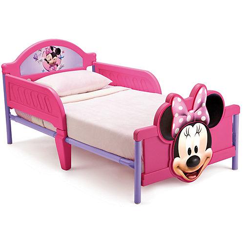 Delta Children Kinderbett, Minnie, 70 x 140