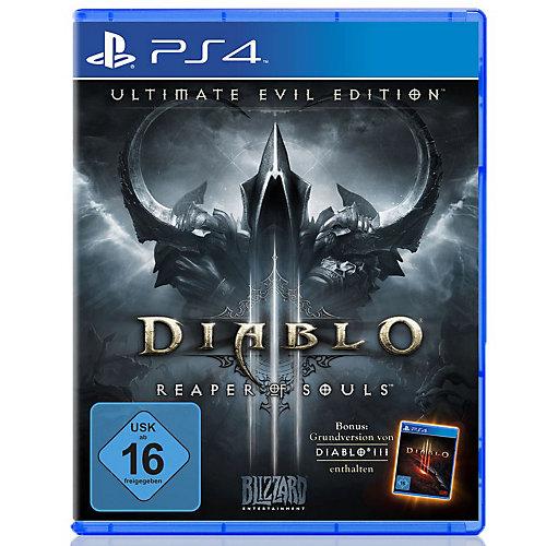 Activision Blizzard PS4 Diablo 3 Ultimate Evil Edition Sale Angebote Nievern