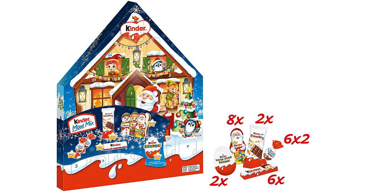 FERRERO Adventskalender Kinder Maxi-Mix
