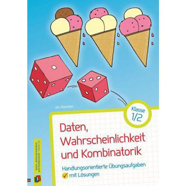 Daten, Wahrscheinlichkeit und Kombinatorik, Klasse 1/2, Verlag an ...