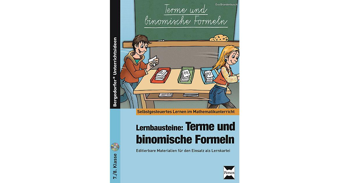 Lernbausteine: Terme und binomische Formeln, m....