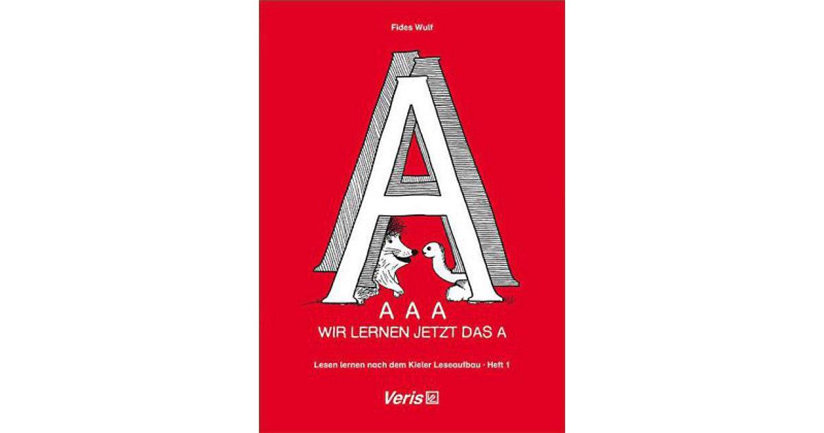 Lesen lernen nach dem Kieler Leseaufbau. Heft 1...