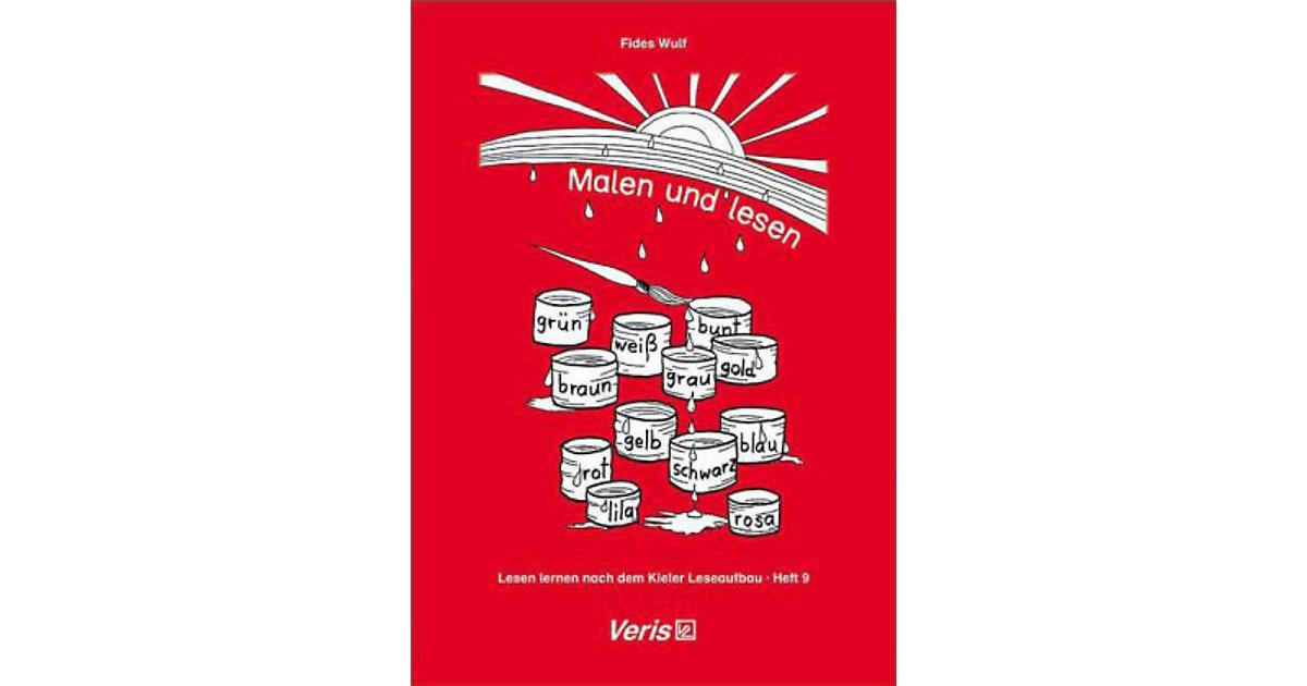 Lesen lernen nach dem Kieler Leseaufbau. Heft 9...