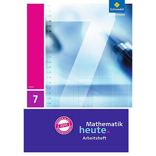 Schroedel Verlag Mathematik heute, Ausgabe 2011 Hessen: 7. Klasse, Arbeitsheft mit Lösungen [Att8:BandNrText: 83154] jetztbilligerkaufen