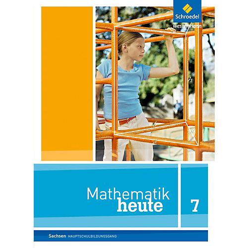 Schroedel Verlag Mathematik heute, Ausgabe 2012 Sachsen: 7. Schuljahr, Schülerband (Hauptschulbildungsgang) [Att8:BandNrText: 81054] jetztbilligerkaufen